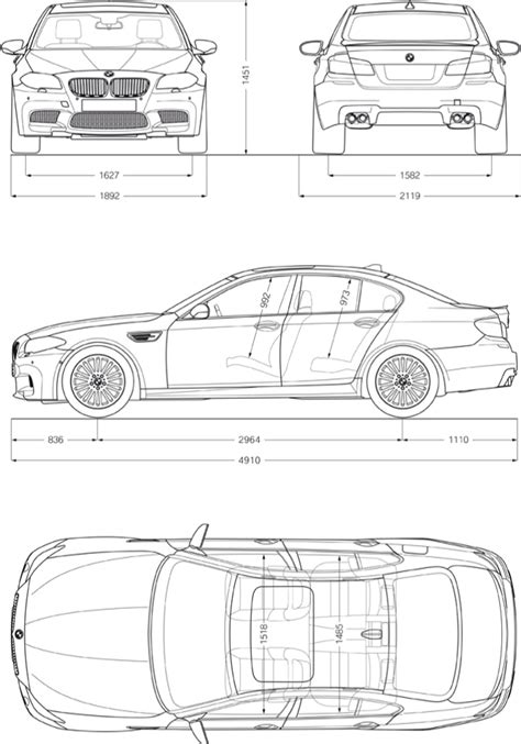 bmw m5 technical specifications