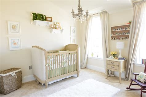 elegant beatrix potter nursery for baby sophia project