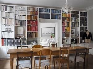 Grande Bibliothèque Murale : les livres un peu beaucoup ou passionn ment ~ Teatrodelosmanantiales.com Idées de Décoration
