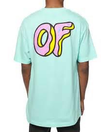odd future pastel of logo t shirt