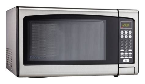 Best Buy Microwave Countertop by Best Buy Danby 1 1 Cu Ft Mid Size Microwave Stainless