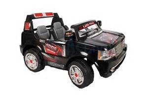 Jeep 2 Seater Kids Ride On Car