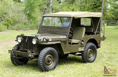 military jeep willys for sale willys jeep military m38