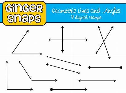 Geometric Shapes Angles Lines Line Clipart Clip