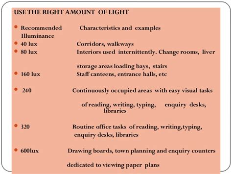 Types Of Lighting In Interior Design Ppt