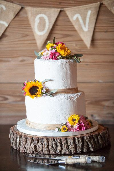 Country Ranch Wedding In Florida Wedding Cakes