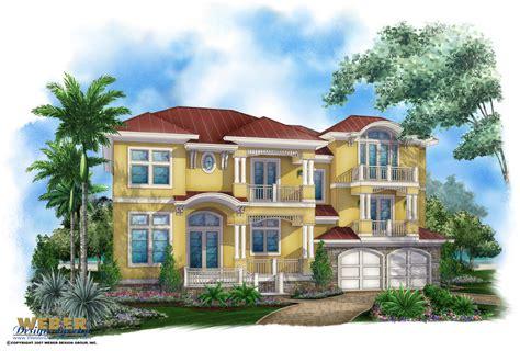 3 Story Tropical Caribbean Beach Home