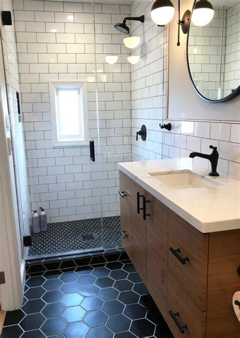 clean  simple mid century modern bathroom ideas