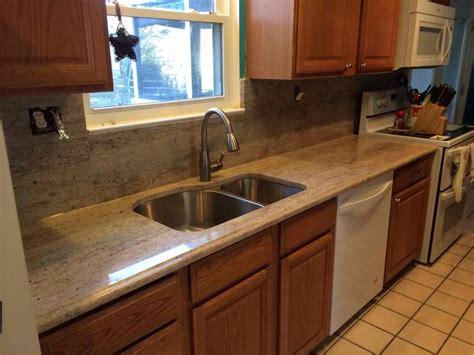 kitchens  millenium cream granite google search