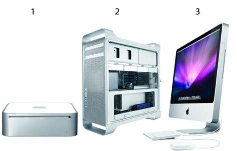 ordinateur de bureau apple mac apple booste ses ordinateurs de bureau informatique