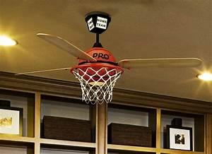 Ceiling Fan Light Harbor Breeze Basketball Ceiling Fan Best Light Choice For Basketball