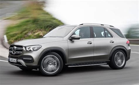 2020 Mercedesbenz Gleclass Claims Improved Fully