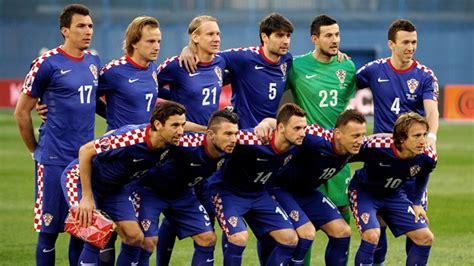 Fifa World Cup Russia Teams Croatia Profile