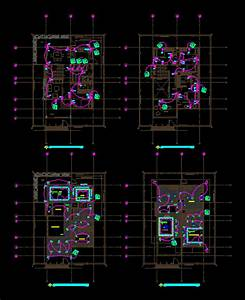 Electrical Plan In Autocad