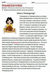Thanksgiving All Things Topics