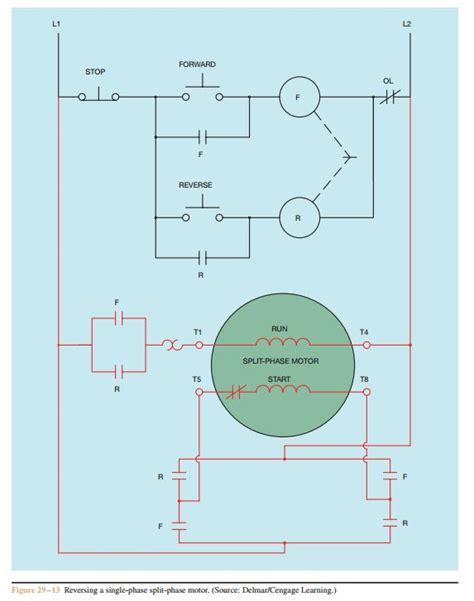 Forward Verse Control Developing Wiring Diagram