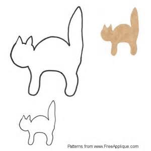 cat patterns 14 cat patterns free applique patterns