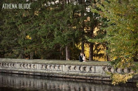Lusk Reservoir is such a pretty spot for wedding photos