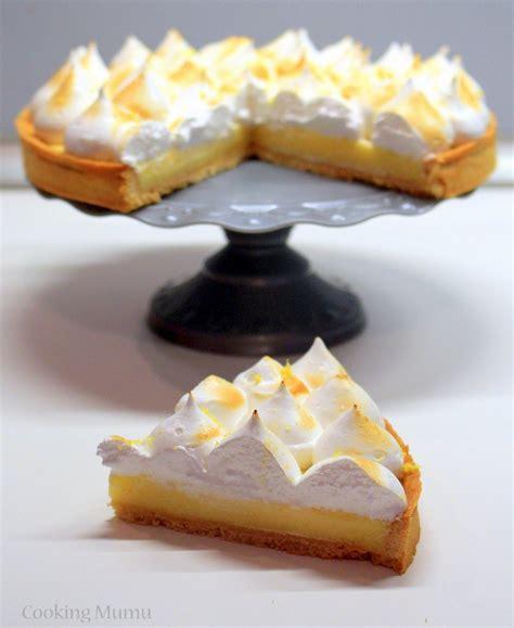 chalumeau de cuisine pas cher tarte au citron meringuée