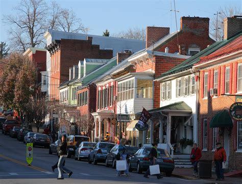 Main Street Arts: Spotlight: Shepherdstown, WV