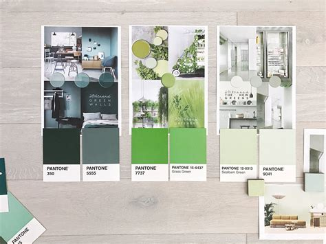 Home Decor Trends 2019 : The New Pastel Greens From Imm