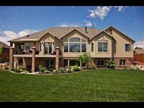 daylight basement homes 9237 hidden peak dr west jordan ut 84088 zillow home basements and decks
