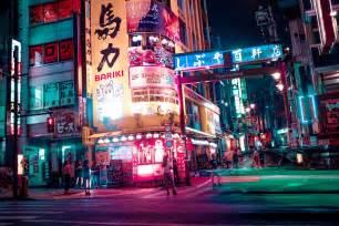 neon tokyo photo collection   love