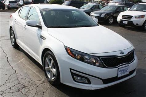 Buy Used 2014 Kia Optima,we Finance,all Types Of Credit Only 8k Miles Factory Warranty In