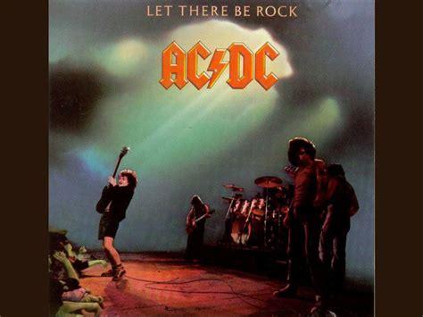 Acdc Let There Be Rock International Album Wallpaper 800