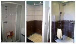 renovation douche italienne wikiliafr With prix salle de bain douche italienne