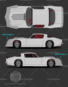 street stock template 2 school of racing graphics With race car graphic design templates