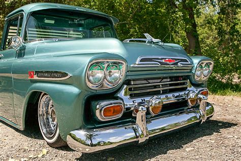Even Trade Produced This Badass Chevy Apache