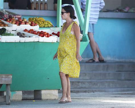 Rachel Bilson Out In Barbados June 2014