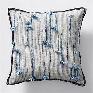 Ocean Blue Cushion Target Australia