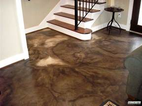 How Acid Stain Concrete Floor Gallery