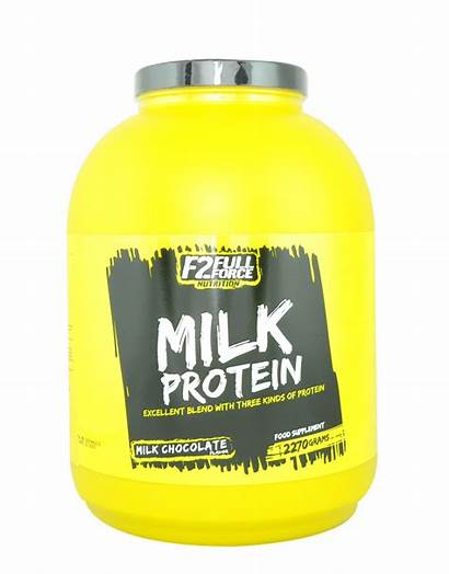 Protein Milk Whey Muscle Powder Force Supplements