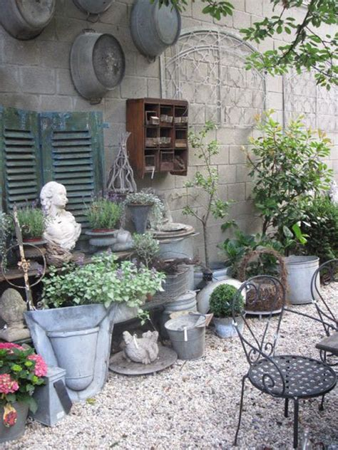 Shabby Chic Style Outdoor Design Ideas Home Decor