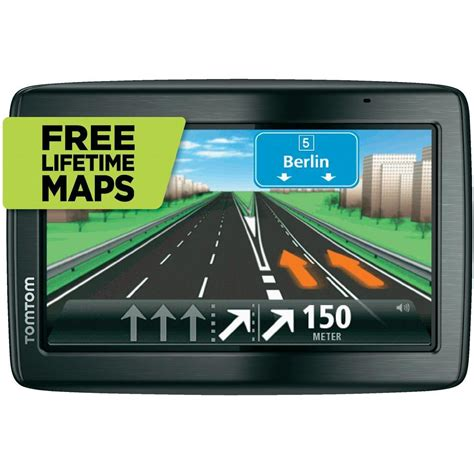 tomtom via 135 m europa traffic gratis lifetime mappe