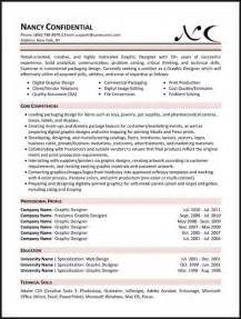different formats for resumes resume sles types of resume formats exles and templates