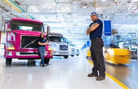 volvo truck manufacturing plants 17 best images about volvo trucks brand stories 2013 on