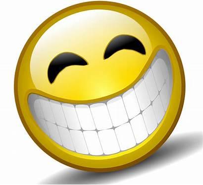Emoji Smile Teeth Happy Smiles Eyes Transparent