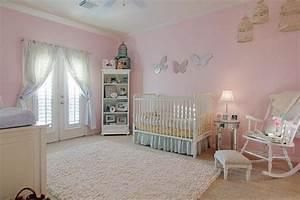 Deco Rose Pale : deco chambre bebe fille rose pale ~ Teatrodelosmanantiales.com Idées de Décoration