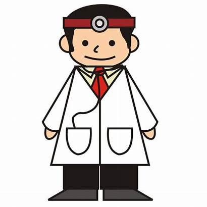 Doctor Clip Clipart Doctors Thinking Tools