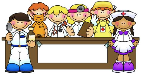 Career Day Clipart Germeroth Elementary School Counselor
