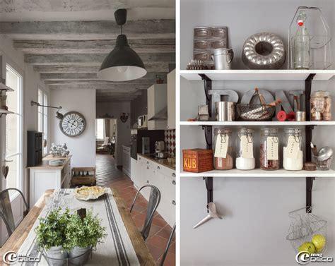 cuisine de famille deco cuisine maison de cagne