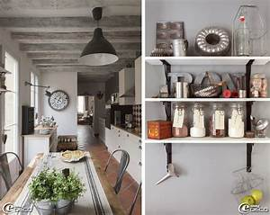 Deco cuisine maison de campagne for Cuisine maison de famille