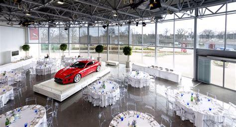 jaguar experience castle bromwich venue hire event space