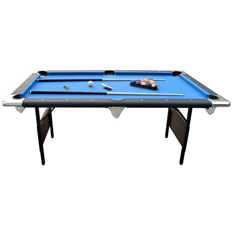 6 feet pool table hathaway fairmont 6 foot portable pool table review