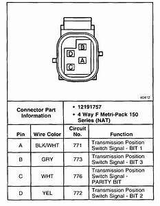 4l60e Neutral Safety Switch Wiring Diagram