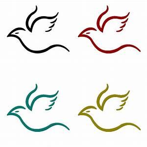 Flying Bird Simple Logo by ~vesperTiLo on deviantART ...